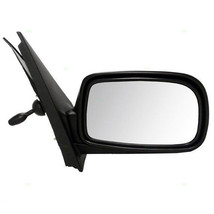 Fits 00-05 Toyota Echo Right Pass w/ Manual Remote Mirror Textured Black - $42.95