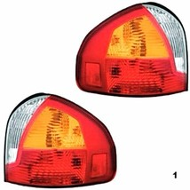 Fits  01-04 Hyundai Santa Fe Left & Right Set Tail Lamp Assemblies - $169.95