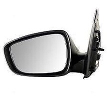 Fits 12-16 Accent Left Driver Mirror Power Non-Painted With Signal No Heat,Blind - $72.95