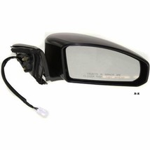 Fits 03-07 Infiniti G35 Coupe Right Passenger Power Unpainted Mirror With Heat - $57.95