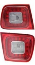 Fits 13-15 Chevrolet Malibu Left & Right Set Tail Lamp Assem w/LED Lid Mounted - $566.95