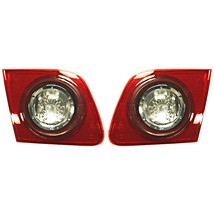 FITS 04-06 MAZDA3 SEDAN LT & RT SET BACK-UP LAMP ASSMS LID MOUNTED, RED ... - $73.45