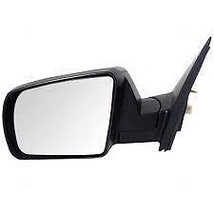 07-13 Sequoia/Tundra Left Driver Mirror Power Textured Black w/o Heat,Si... - $61.95