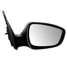 Fits 12-16 Accent Right Pass Mirror Power Non-Painted With Signal No Heat, Blind - $72.95