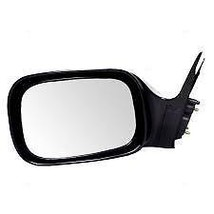 Fits 05-10 Avalon Left Driver Mirror Power Unpainted Black W/Heat No Pud... - $55.95