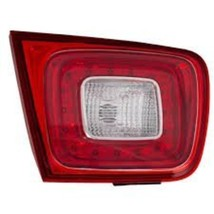 Fits 13-15 Chevrolet Malibu Left Driver Tail Lamp Assembly w/LED Lid Mounted - $284.50