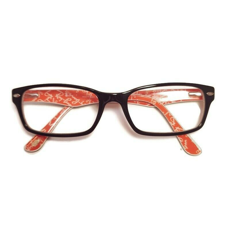 Ray-Ban Eyeglass Frames RB 5206 2479 Black With Case - $49.49