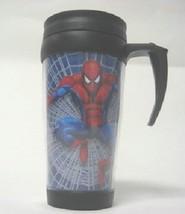 Marvel Comics Amazing Spider-Man Comic Art Plastic Thermal Travel Mug NE... - $6.89