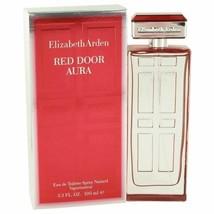 Perfume Red Door Aura by Elizabeth Arden Eau De Toilette Spray 3.4 oz fo... - $31.27