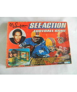 Vintage 1973 See-Action Football Game O.J. Simpson by General Mills USA - $99.99