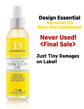[Label Damaged] Design Essential Moroccan Oil Blow-Dry Conditioner - $9.80