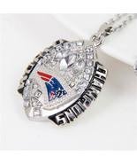 Unisex Necklaces & Pendants 2004 New England Patriots Championship Fan F... - $15.45