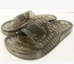 Puma Fenty by Rihanna Jelly Slide  Casual   Sandals - Black - Womens Siz... - $39.59