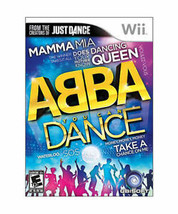 ABBA YOU CAN DANCE Nintendo Wii COMPLETE TESTED WORKING Music Rhythm Jus... - $29.02