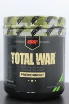 Redcon1 Total War PreWorkout Dietary Supplement, Green Apple, 30 Servings - $33.40