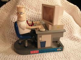 1998 M & M's Dilbert Computer Desk Electronic Candy Dispenser - $8.99