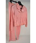 Peter Alexander Sweatpants Jacket Set Pink S  - $49.50