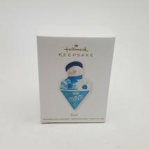 Hallmark Keepsake Christmas Ornament Snowman Snow Cone Dad 2012 New - $4.85