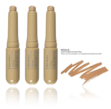 (3-Pack) Styli-Style Cool and Covered Aloe Concealer Stick - Bisque (FAC... - $27.99
