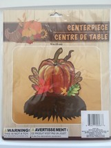 Thanksgiving Fall Decorative Centerpiece And Mesh Lot - $17.57