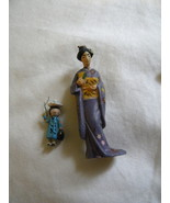 Two Figurines for Bonsai Display - $9.00