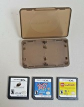 Happy Feet, Zenses, Lego Battles Nintendo DS, 2006 Lot of 3 Games - $12.82
