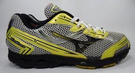 Mizuno Wave Elixir 5 Running Shoes Men's Size US 13 M (D) EU 47 White Yellow