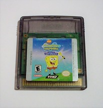 SpongeBob SquarePants: Legend of the Lost Spatula (Nintendo Game Boy Col... - $7.99