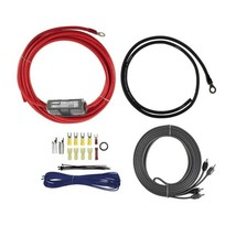 T-SPEC V8-AK8 v8 SERIES 8-Gauge 600-Watt Amp Installation Kit with RCA Cables - $56.57