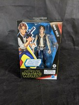 Hasbro Star Wars Galaxy of Adventures Han Solo Toy Action Figure - $13.95