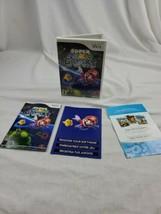 Super Mario Galaxy (Nintendo Wii, 2007) CIB Tested And Works! - $19.99