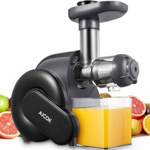 Juicer, Aicok Slow Masticating Juicer with Quiet Motor AMR519 - $64.95