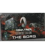 Star Trek Customizable Card Game - THE BORG - Limited Edition  30 Packs ... - $127.39
