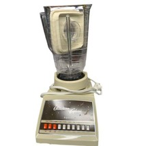 Vintage Oster Osterizer Galaxie Cycle Blend 10 Speed Blender Pulse Matic - $39.93
