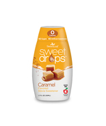 SweetLeaf - 50 ml Liquid Stevia Sweet Drops - Caramel - $7.99