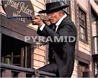 Primary image for LEE VAN CLEEF Authentic Autographed Hand Signed Photo w/ COA - 104