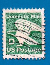 "Scott  #2111 Used US Postage Stamp (1985) ""D"" Rate (22c)  Stamp - Scott ... - $1.99"
