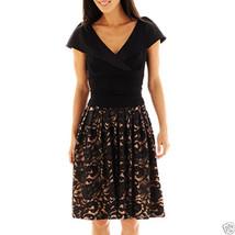 Scarlett V-Neck Lace Overlay Dress Size 6, 8, 14,16 MSRP $100.00 NEW - $29.99