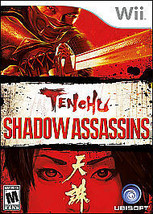 (2 game lot) Wii Ninja Bundle: Tenchu: Shadow Assassins AND Red Steel - $18.50