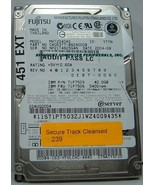 10% off 2+ Fujitsu MHT2040AS 40GB 2.5in IDE Drive Tested Good Free USA S... - $24.95