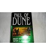 Paul of Dune by Brian Herbert & Kevin J. Anderson - $7.91