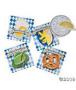 "Oktoberfest Coasters (12 Pack) 4"".  - $5.61"