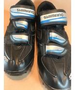 Shimano SH-WM51 Women's Cycling Mountain Biking Shoes US 10.4 EU 43 - $32.78