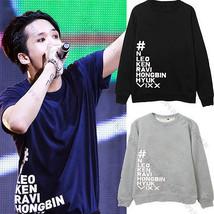 KPOP VIXX Live Show Sweater V.I.X.X. Ken Hoodie Hongbin Hyuk Unisex Swea... - $11.99