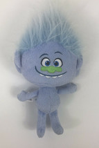 "Trolls Guy Diamond Blue Troll 11"" Plush Stuffed Dreamworks Toy Hasbro - $10.64"