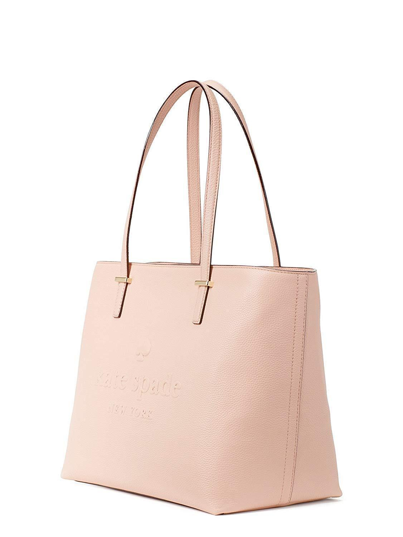 Kate Spade Women's Ash Street Leather Remmi Leather Tote Handbag