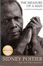 The Measure Of A Man By Sidney Poitier - $5.95