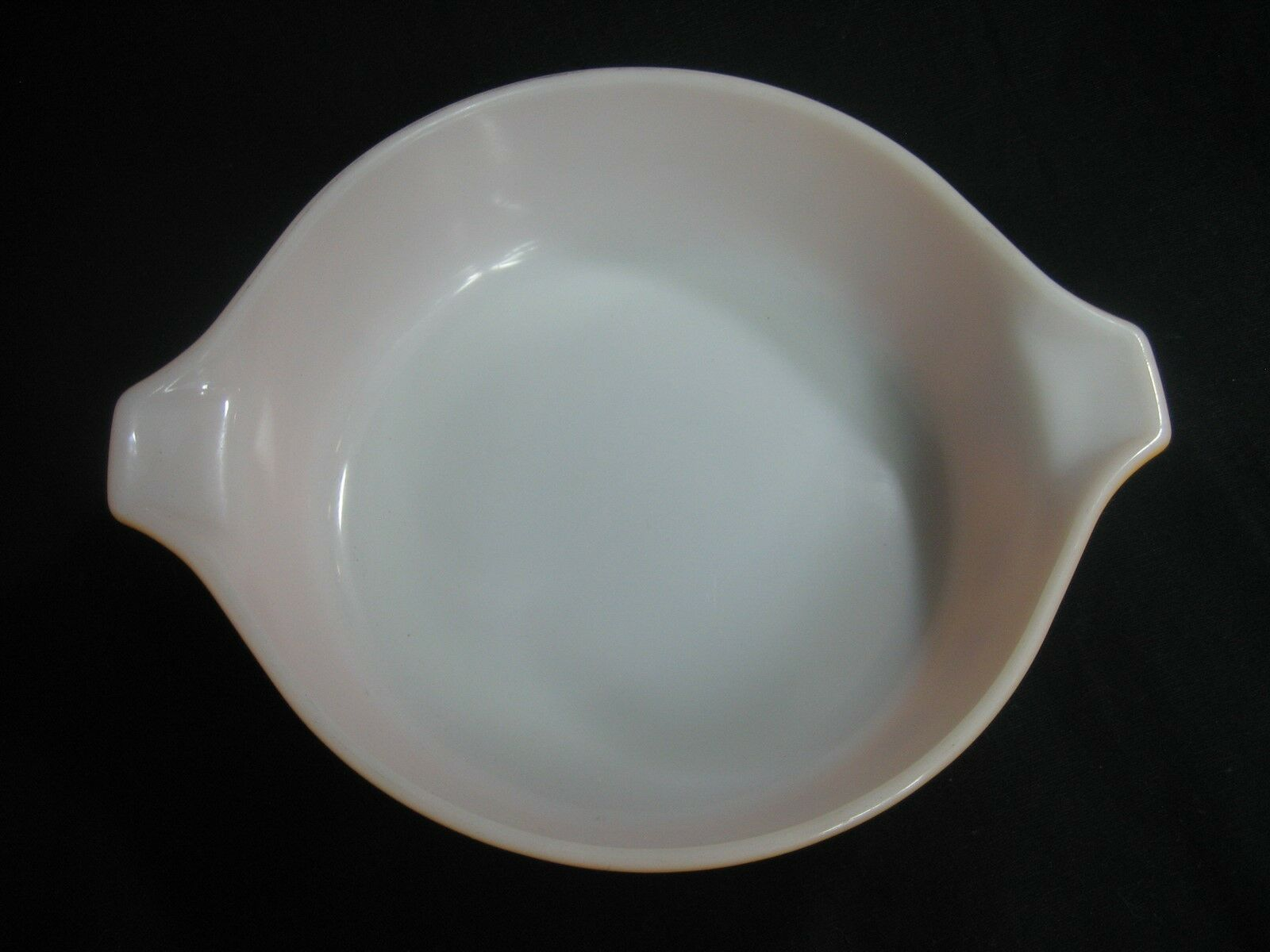 Vintage Pyrex Town and Country Small Casserole Dish #471 - 1 Pint