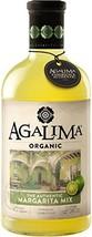 Agalima Organic Authenic Margarita Drink Mix, All Natural, 1 Liter 33.8 Fl Oz Gl image 1