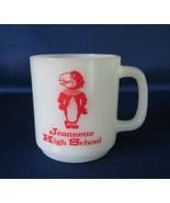 Jeannette Glass, High School, Opal Mug, Jay Hawks - $8.00